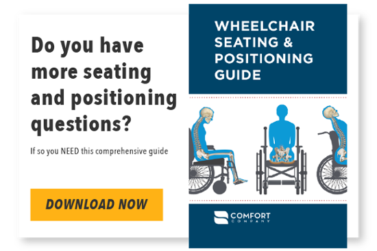 Wheelchair Seating & Positioning Guide