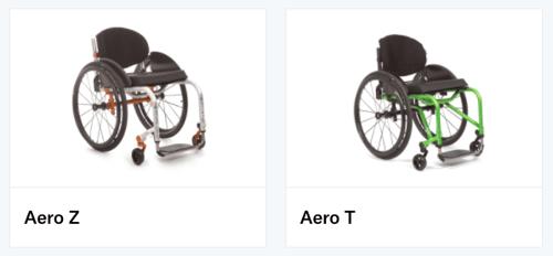 Aero Z and Aero T