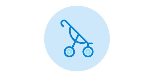 Stroller-Illustration
