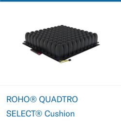 ROHO Quadtro
