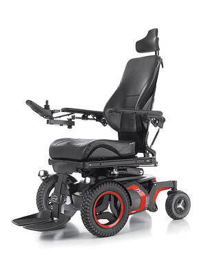 Permobil_F5_Wheelchair_Front
