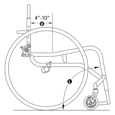 Manual wheelchair frame materials: 6000 & 7000 series aluminum