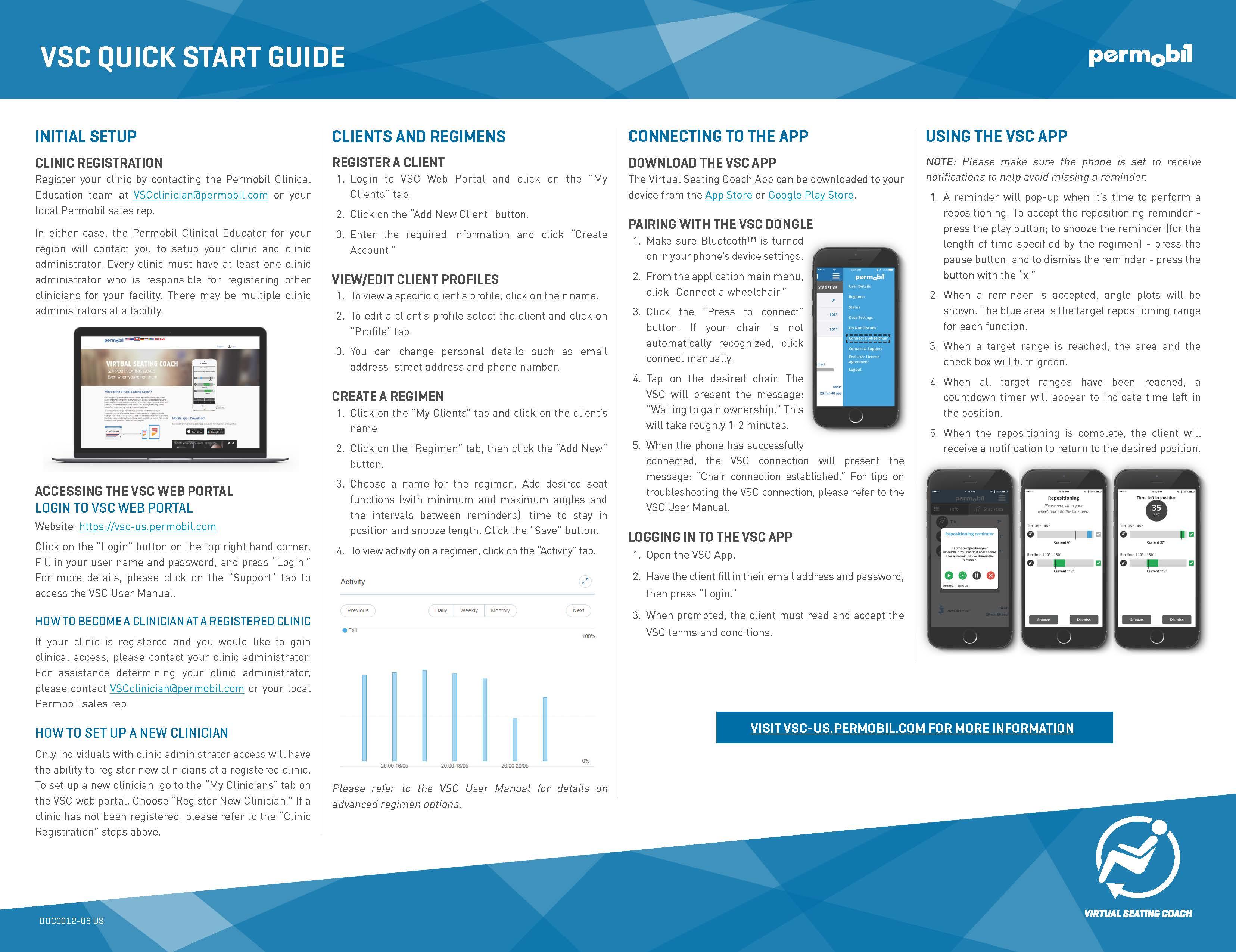 Permobil_VSC_Quick_Start_Guide