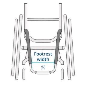 K0005-Footrest width v