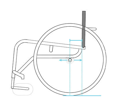 K0005-Horizontal Axle Measurement
