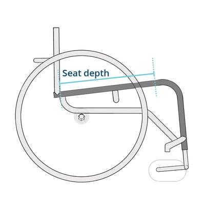 K0005-Seat Sling Depth