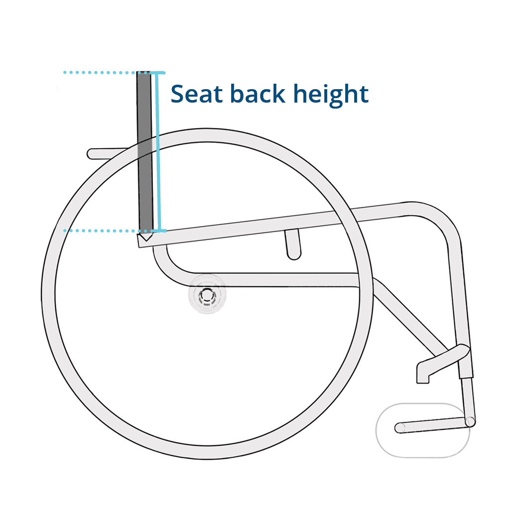 K0005-Seat back height