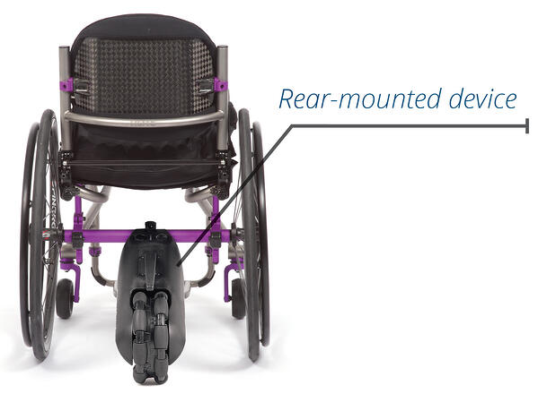 Rear-Mounted Power Assist