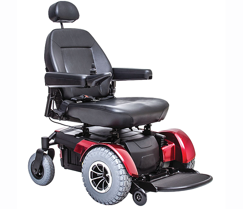 Climbing the Insurance Ladder: Group 2 Power Wheelchairs