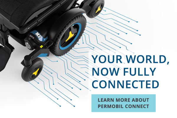 Learn More About Permobil Connecy