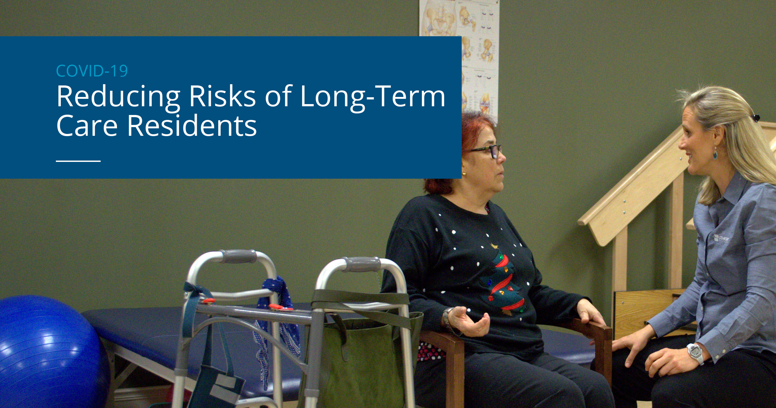 Reducing Risks of Long-Term Care Residents