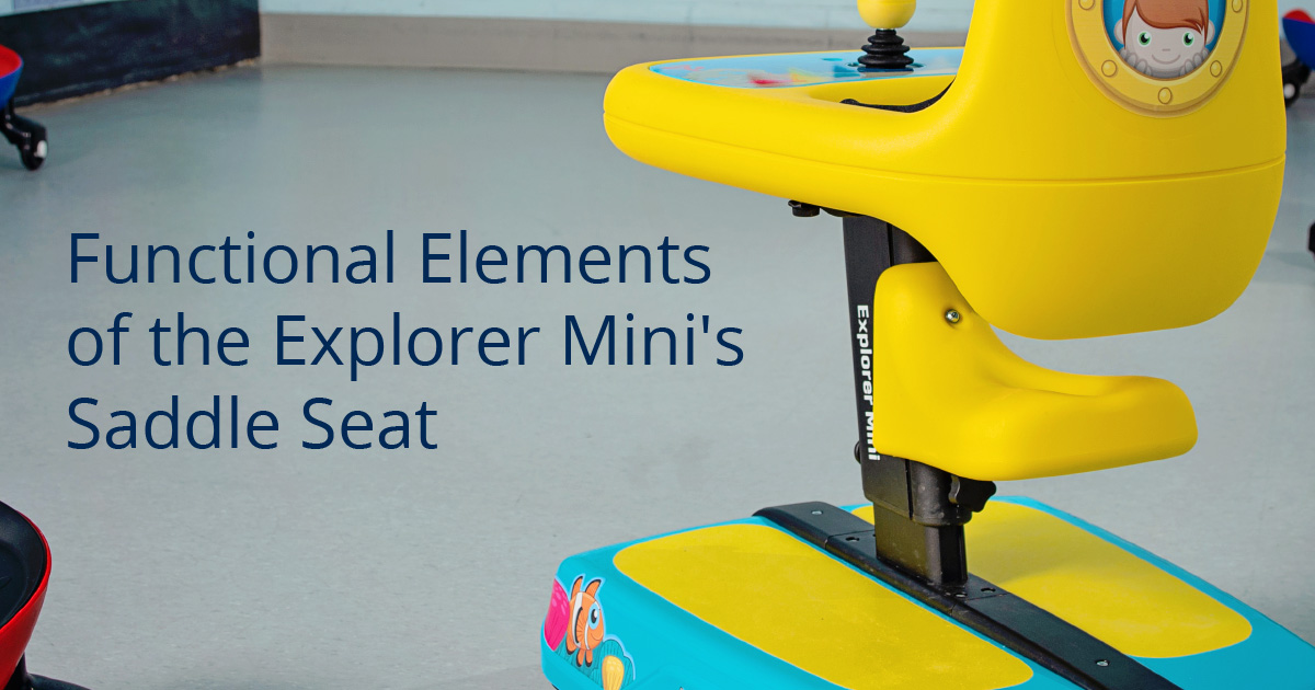 Functional Elements of the Explorer Mini's Saddle Seat