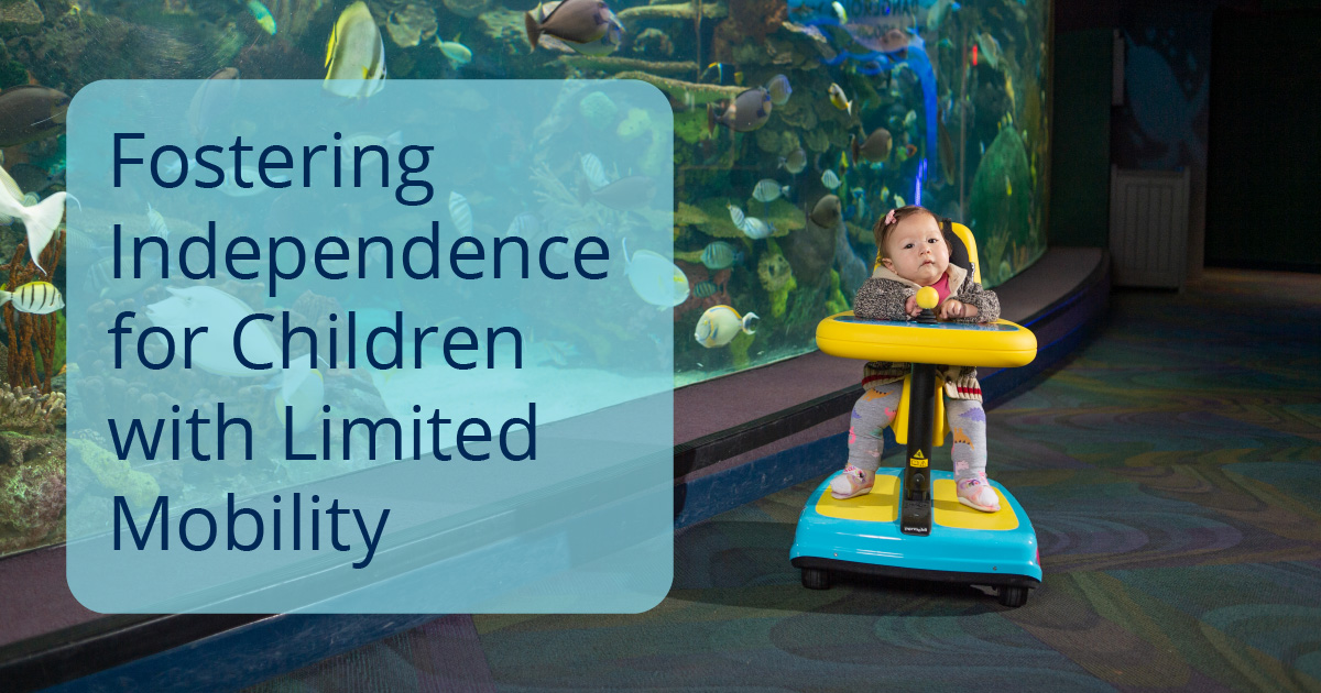 Fostering Independence for Children with Limited Mobility