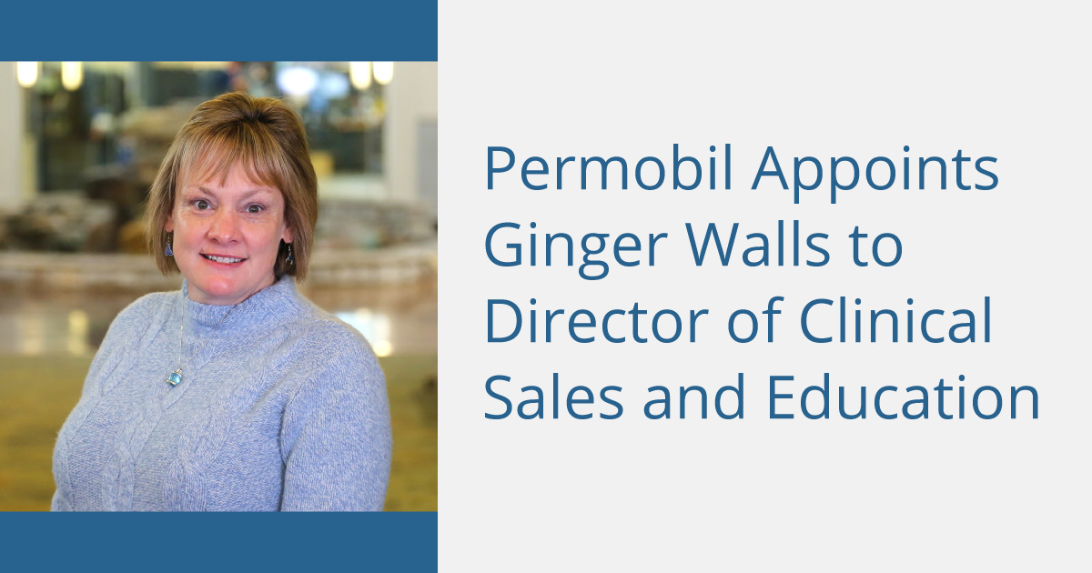 Permobil Appoints Ginger Walls to Director of Clinical Sales and Education