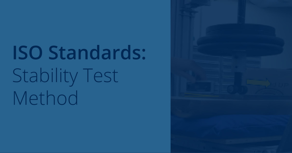 ISO Standards: Stability Test Method