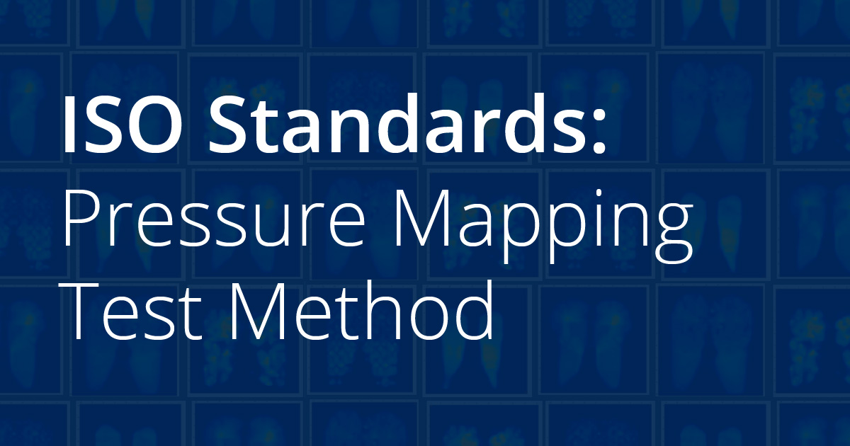 ISO Standards: Pressure Mapping Test Method