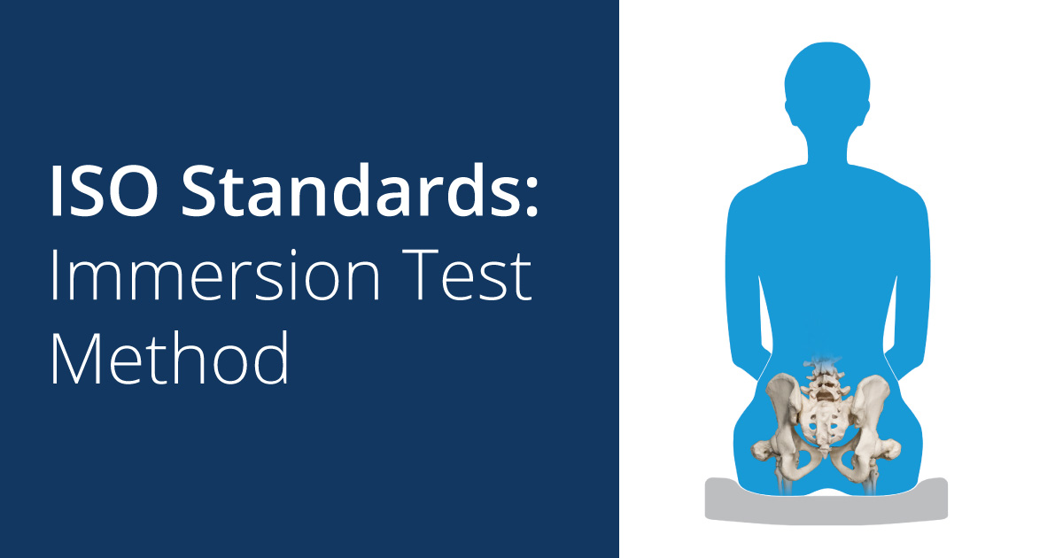 ISO Standards Immersion test method