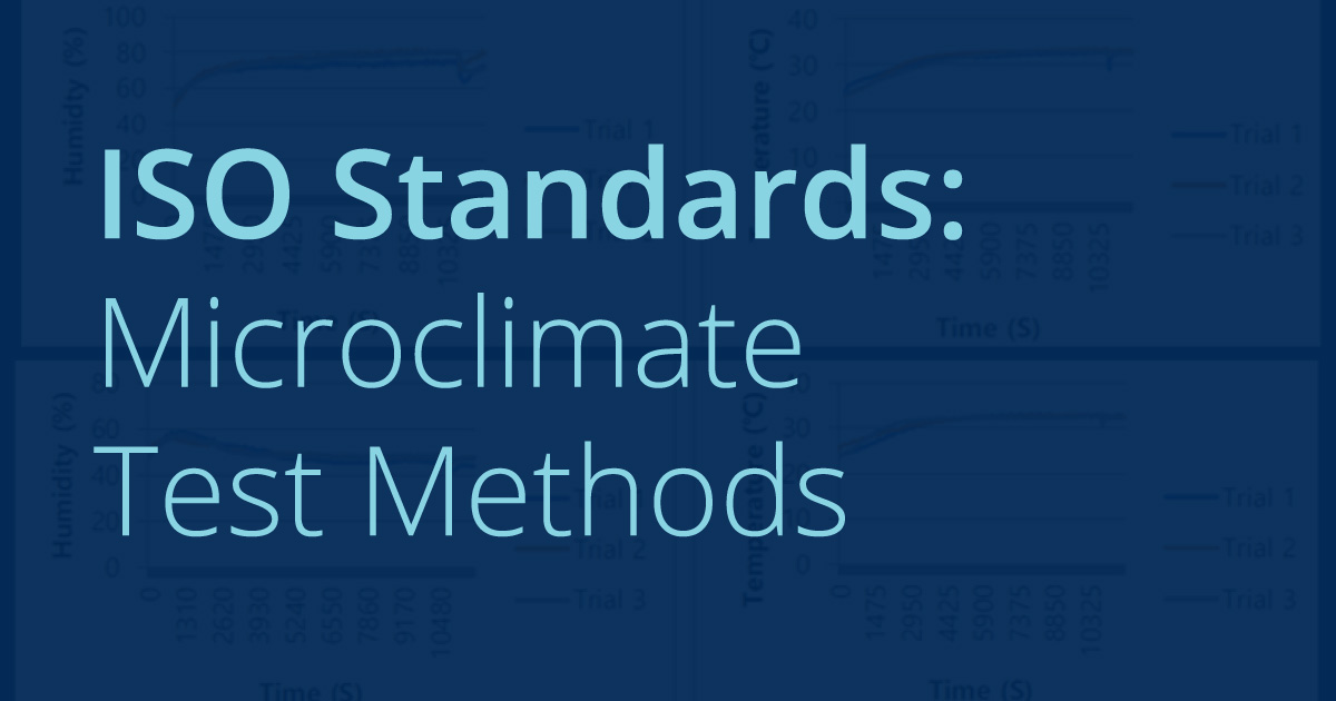 ISO Standards: Microclimate Test Methods