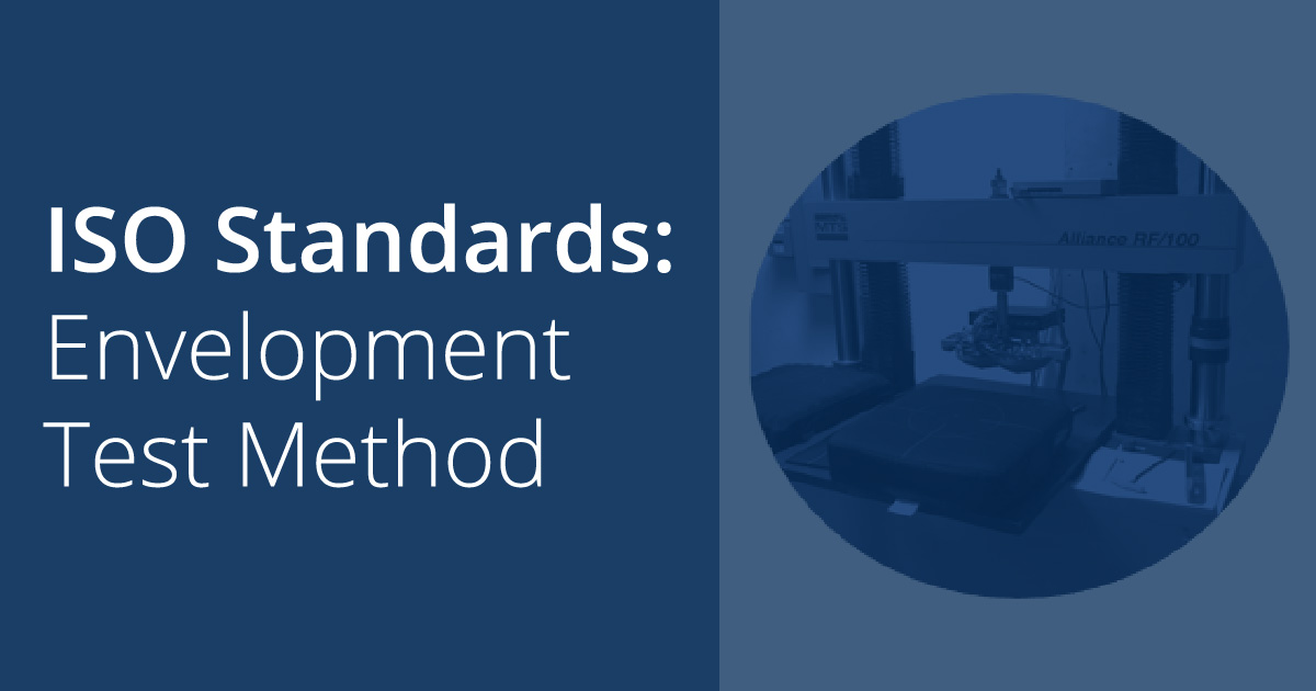ISO Standards: Envelopment Test Method