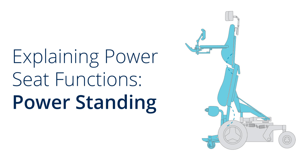 Explaining Power Seat Functions: Power Standing