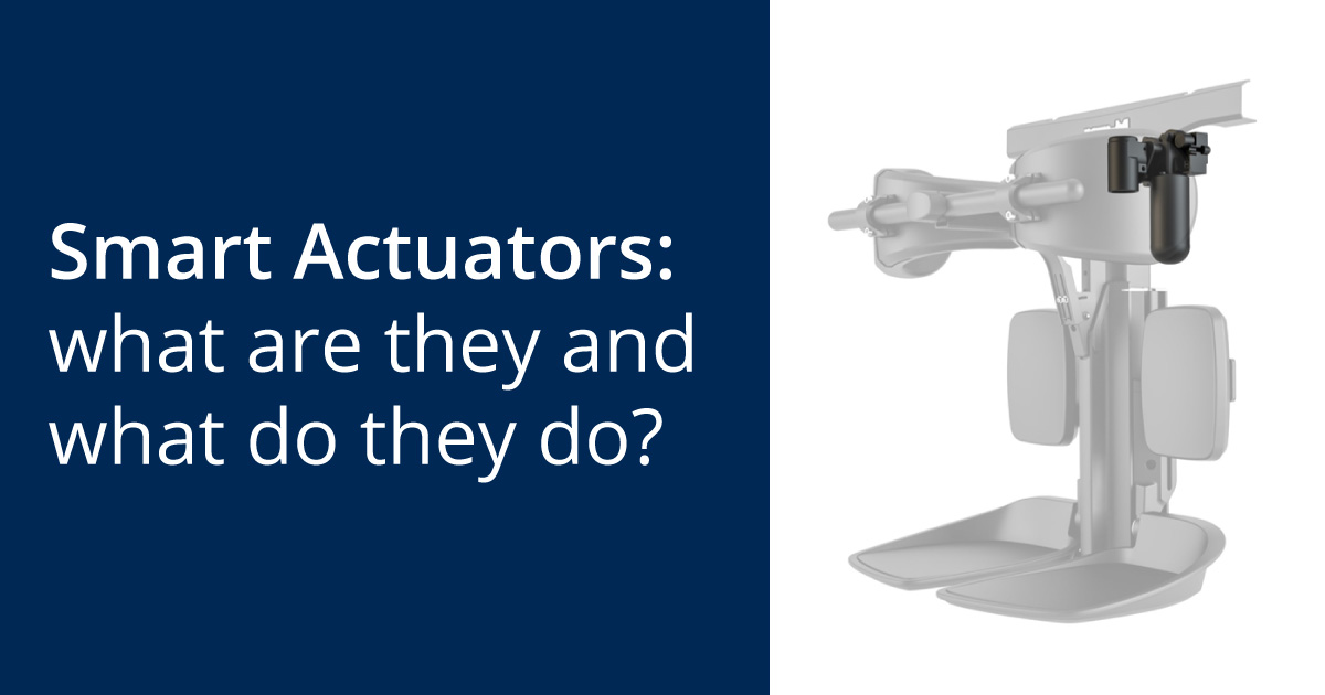 Smart Actuators: what are they and what do they do?