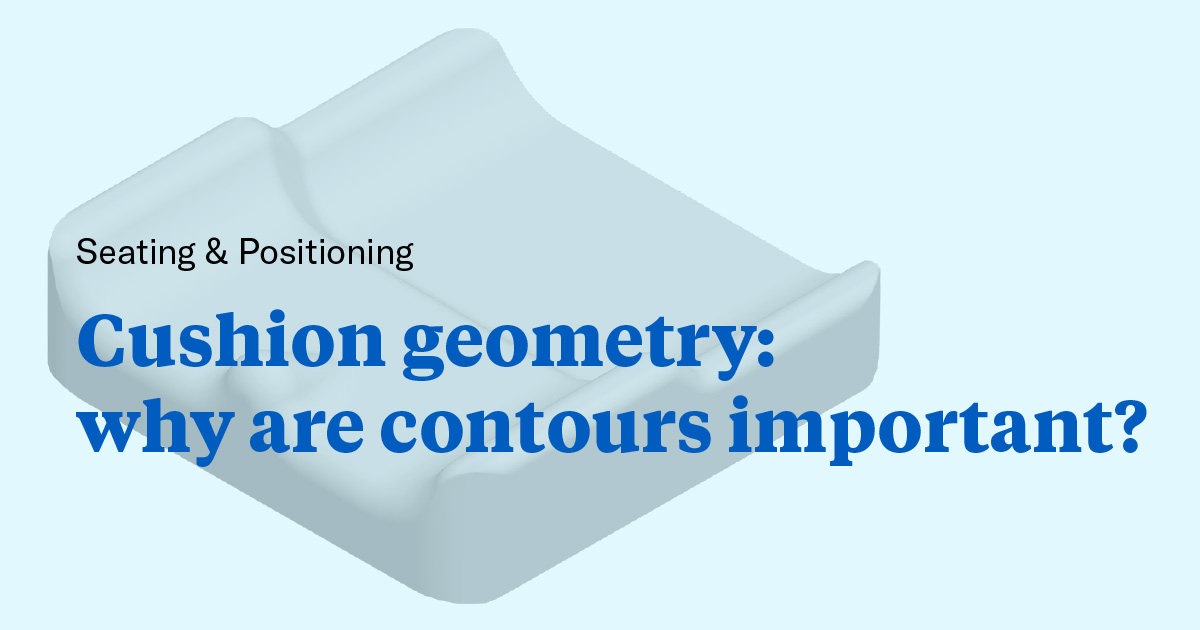 Cushion geometry: why are contours important?