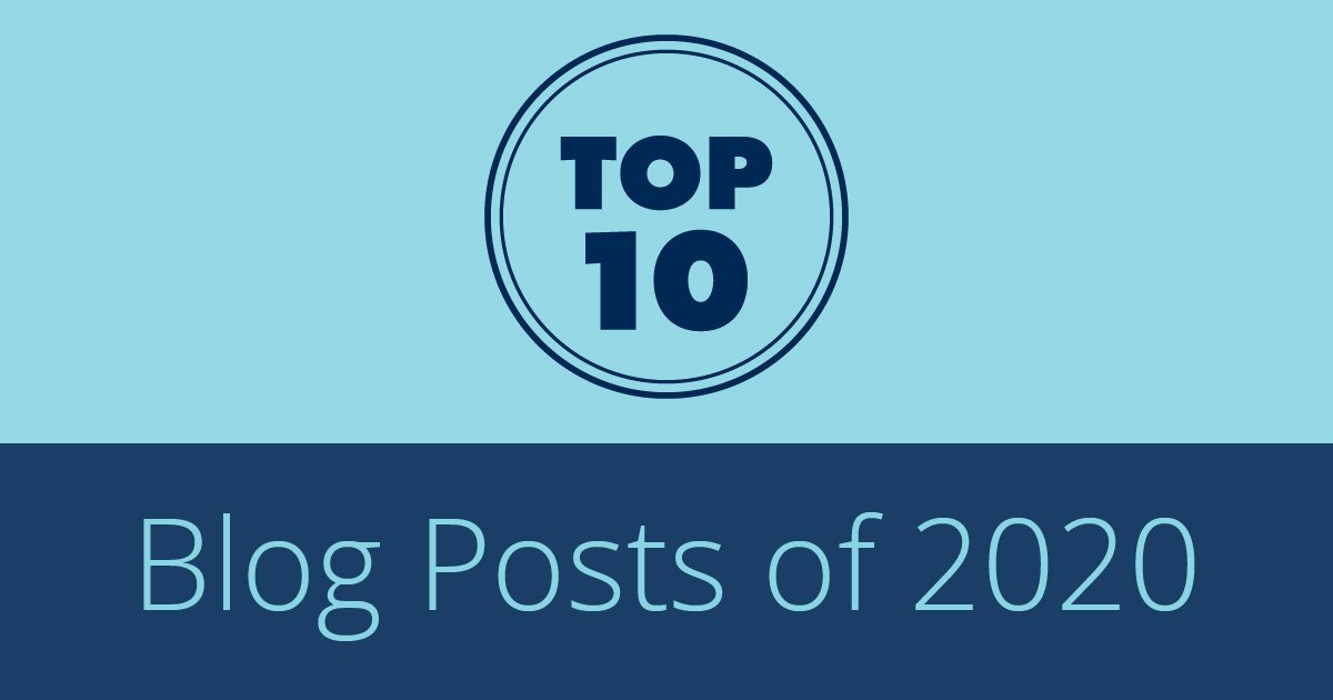 Top Ten Blog Posts of 2020