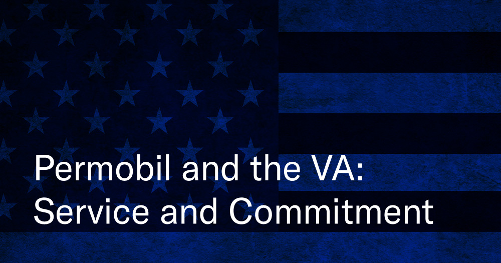 Permobil and the VA: Service and Commitment