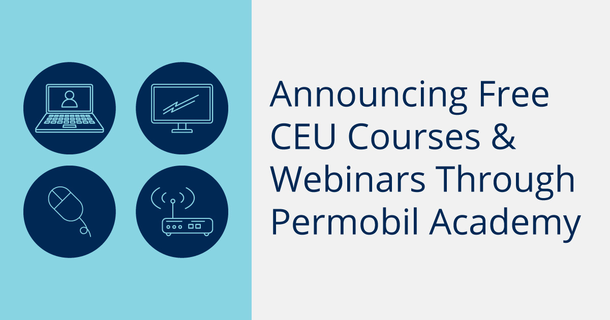 announcing free ceu courses and webinars