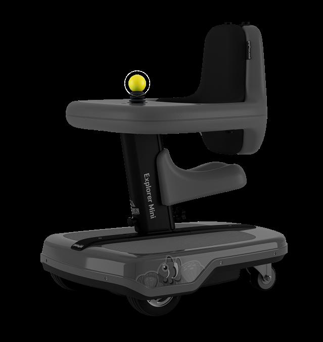 midline joystick